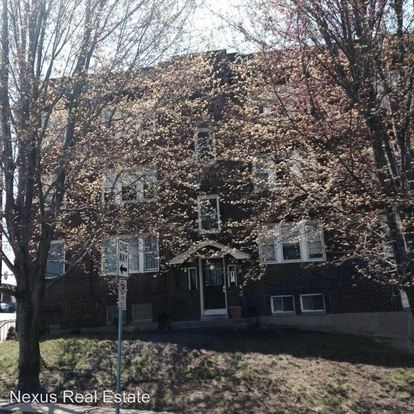 1 Bedroom 1 Bathroom Apartment for rent at 1401 Mervin Avenue in Pittsburgh, PA