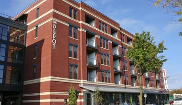 The Depot Apartment for rent in Madison, WI