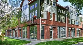 Luxury Contemporary Brick Loft Furnished Apartment For Rent Located In Downtown Longmont