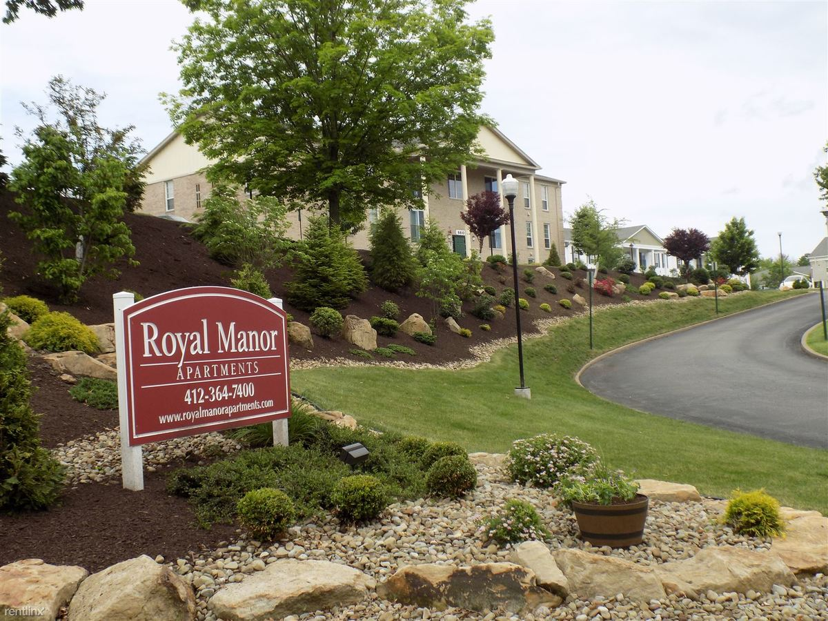 1 Bedroom 1 Bathroom House for rent at Royal Manor Apartments in Allison Park, PA