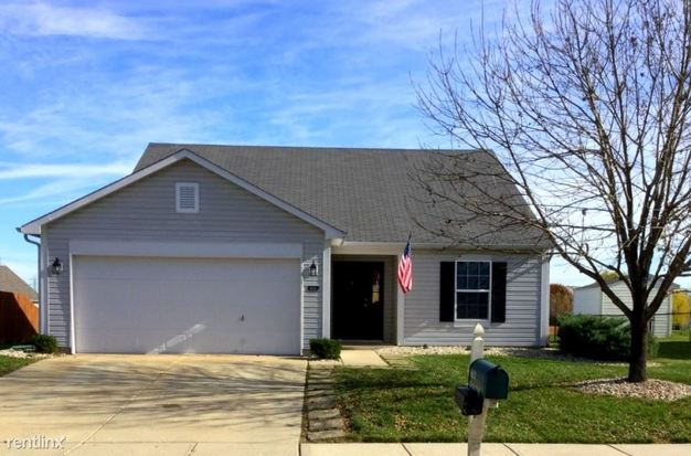 3 Bedrooms 2 Bathrooms House for rent at 4601 Physics Way in Indianapolis, IN