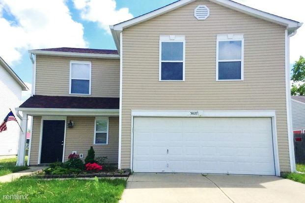 3 Bedrooms 2 Bathrooms House for rent at 3027 Everbloom Way in Indianapolis, IN