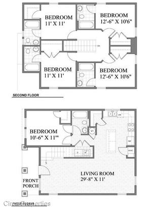 5 Bedrooms 4+ Bathrooms Apartment for rent at 401 Nw 19th St in Gainesville, FL