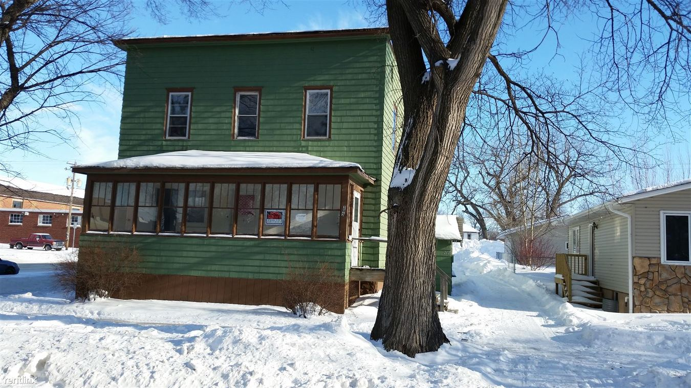 1 Bedroom 1 Bathroom Apartment for rent at 205 3rd Ave Se in Valley City, ND