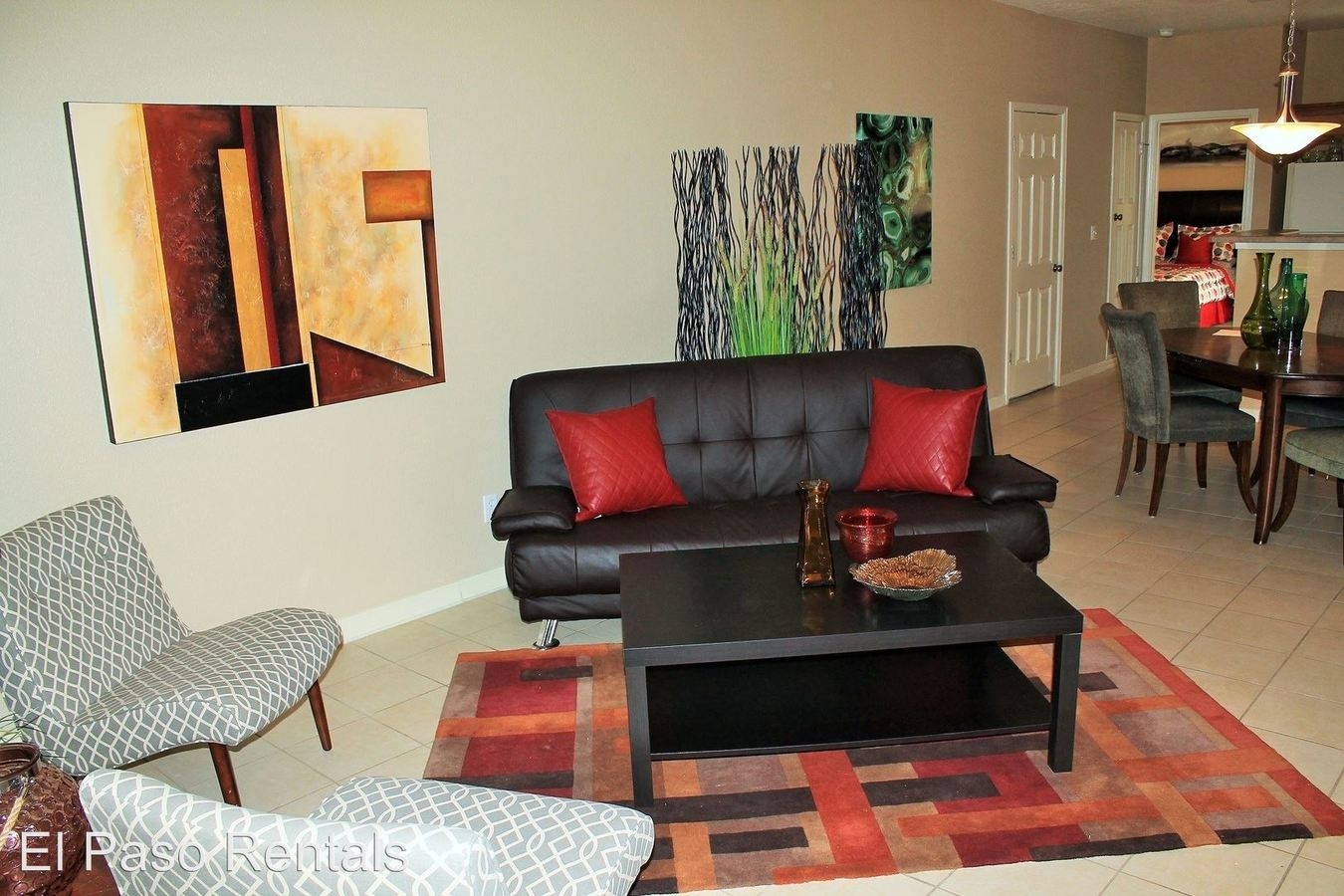 3 Bedrooms 2 Bathrooms Apartment for rent at 3150 N. Yarbrough Drive in El Paso, TX