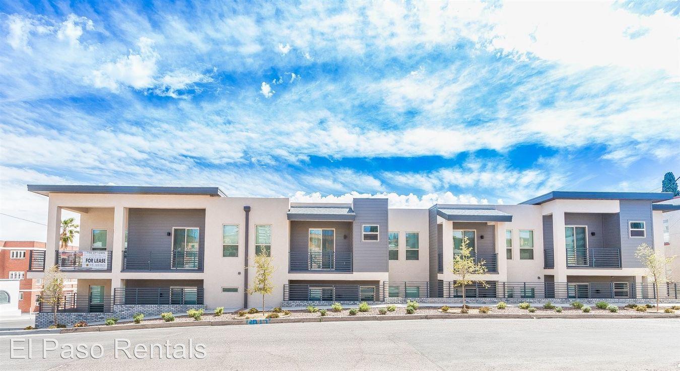 1 Bedroom 1 Bathroom Apartment for rent at 1551 N. Stanton Street in El Paso, TX