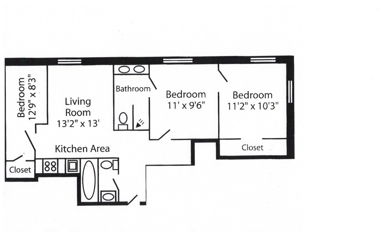 3 Bedrooms 2 Bathrooms Apartment for rent at Mendota Lakeshore Apartments in Madison, WI