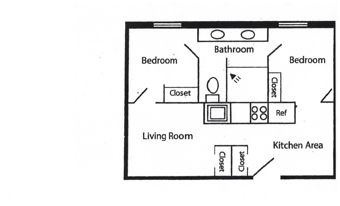 2 Bedrooms 1 Bathroom Apartment for rent at Mendota Lakeshore Apartments in Madison, WI