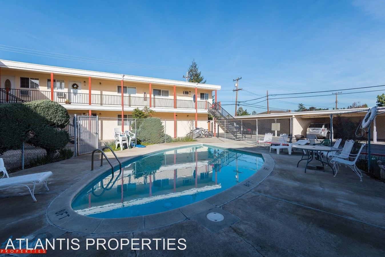 1 Bedroom 1 Bathroom Apartment for rent at 935 Pomeroy Ave in Santa Clara, CA