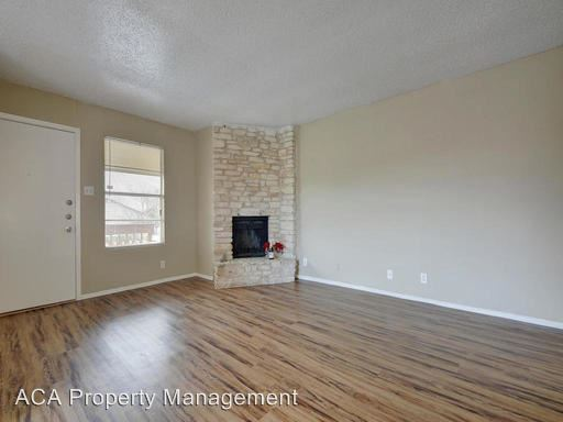 2 Bedrooms 1 Bathroom Apartment for rent at Arbor Cove 5704 B Cougar Drive in Austin, TX