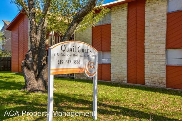 1 Bedroom 1 Bathroom Apartment for rent at 9133 Northgate Blvd in Austin, TX