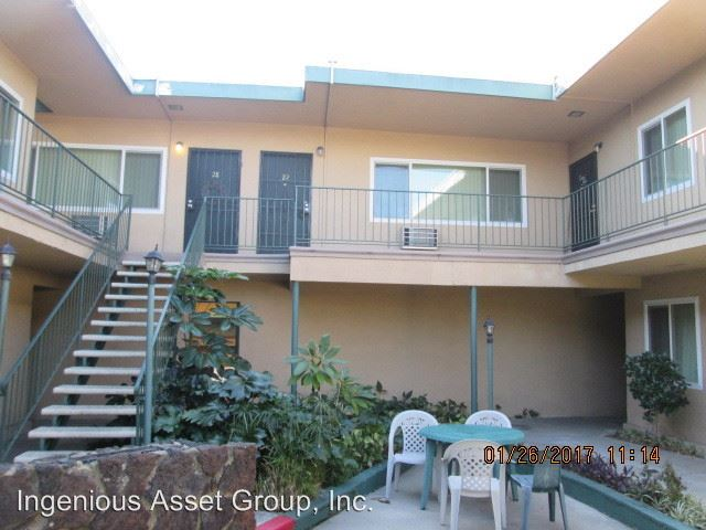 Studio 1 Bathroom Apartment for rent at 360 W Chevy Chase Dr. in Glendale, CA