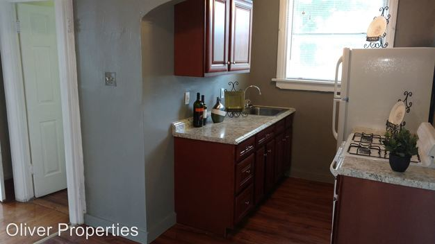 1 Bedroom 1 Bathroom Apartment for rent at 3807 Keokuk in St Louis, MO