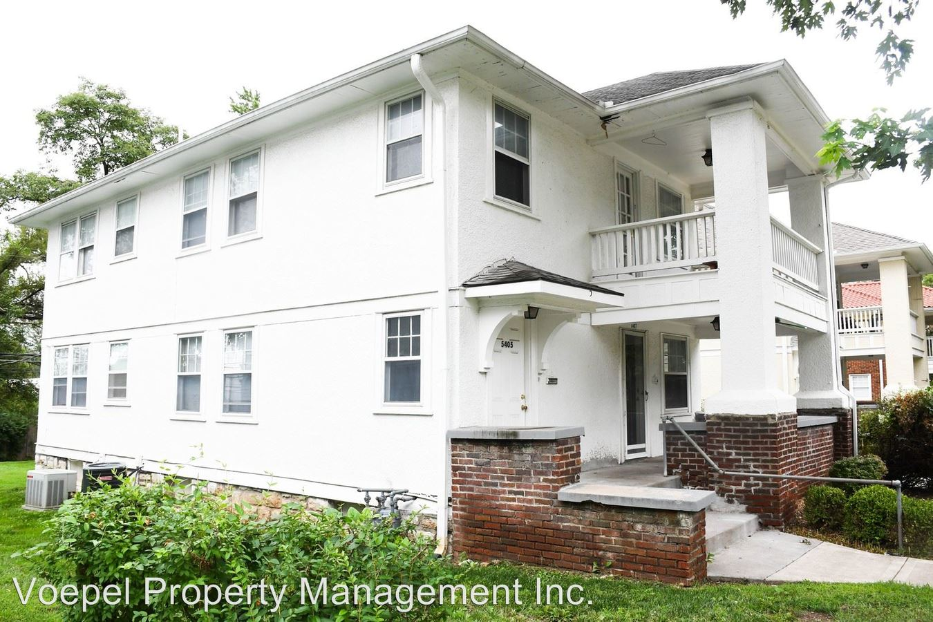 2 Bedrooms 1 Bathroom Apartment for rent at 5405/5407 Harrison St. in Kansas City, MO
