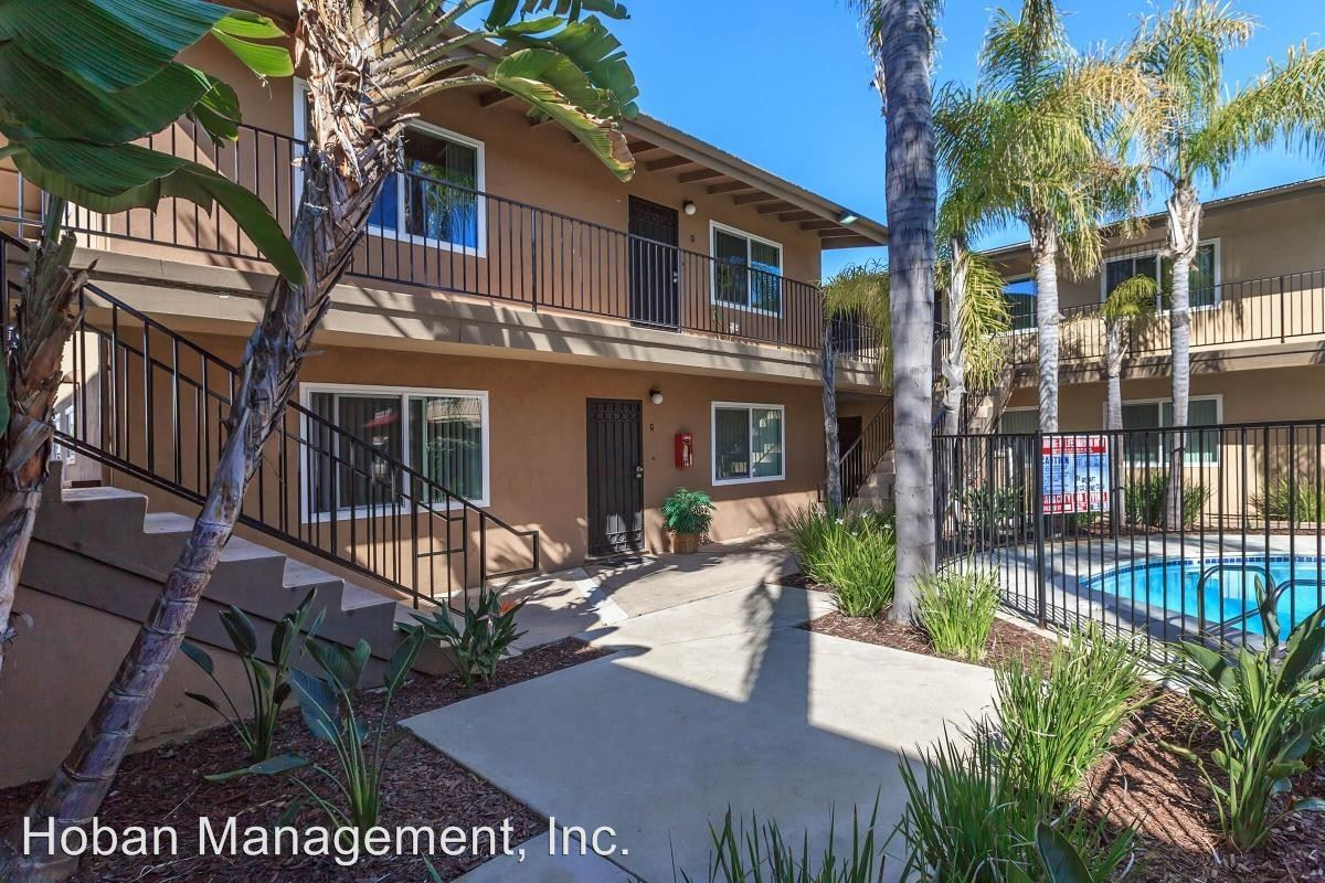 2 Bedrooms 2 Bathrooms Apartment for rent at 5th Ave Apts 330-332 5th Ave in Chula Vista, CA