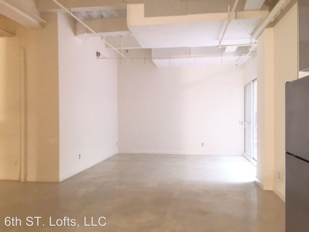 1 Bedroom 1 Bathroom Apartment for rent at 548 S. Spring St. in Los Angeles, CA