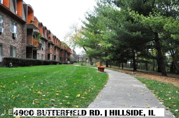 1 Bedroom 1 Bathroom Apartment for rent at 4900 Butterfield Rd in Hillside, IL