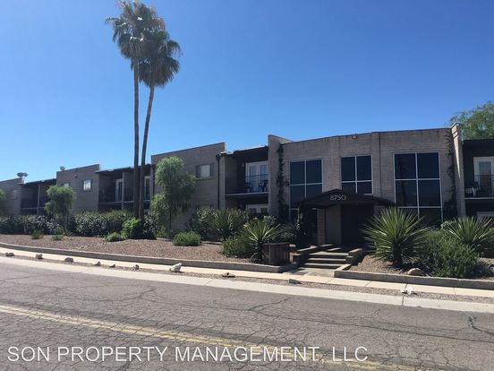 2 Bedrooms 2 Bathrooms Apartment for rent at 8750 East Cooper Street in Tucson, AZ