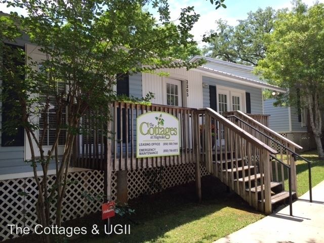 1 Bedroom 1 Bathroom Apartment for rent at The Cottages At Magnolia in Tallahassee, FL