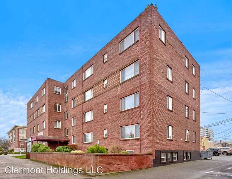 1 Bedroom 1 Bathroom Apartment for rent at 1520 25th Street in Everett, WA