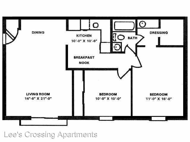 2 Bedrooms 1 Bathroom Apartment for rent at 5350 Lees Crossing Drive in Cincinnati, OH