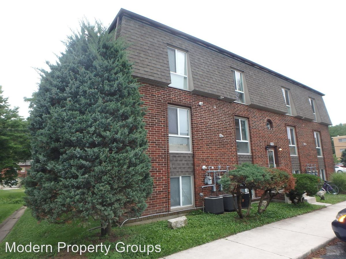 2 Bedrooms 1 Bathroom Apartment for rent at 1800-1816 East Broadway in Columbia, MO
