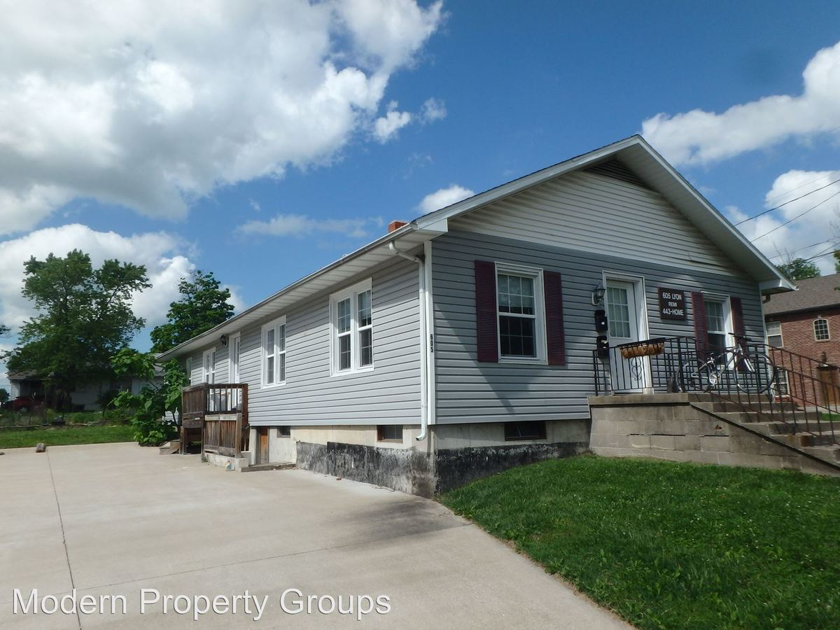 2 Bedrooms 1 Bathroom Apartment for rent at 605 Lyon St in Columbia, MO