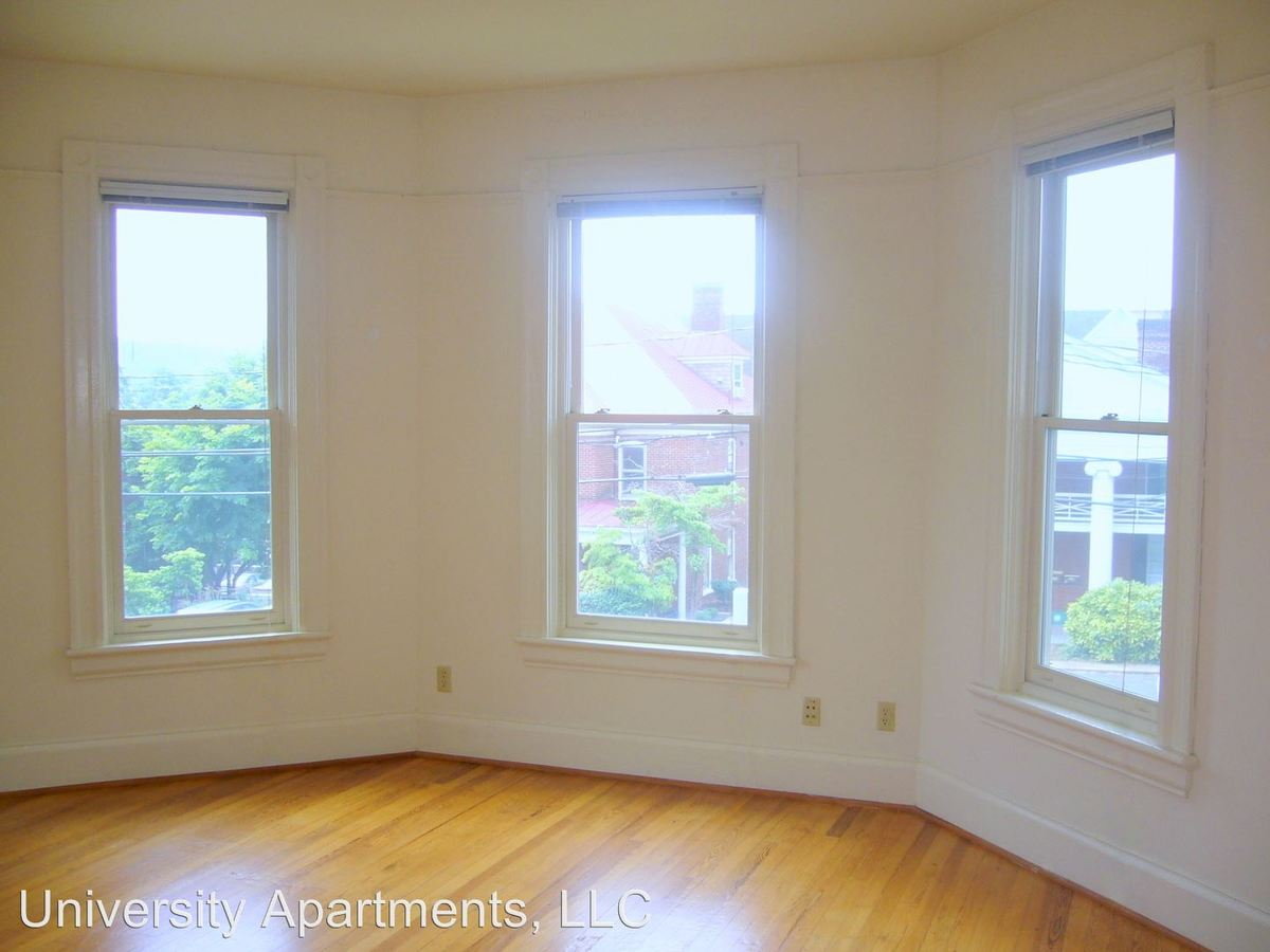 3 Bedrooms 2 Bathrooms Apartment for rent at 1205 Wertland Street in Charlottesville, VA