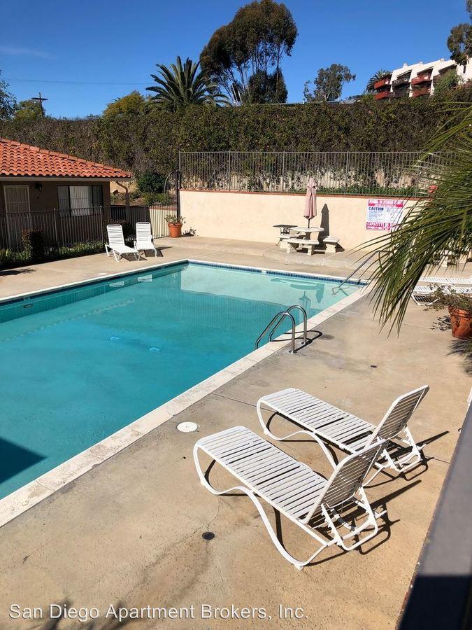2 Bedrooms 1 Bathroom Apartment for rent at 1546 Broadway in El Cajon, CA