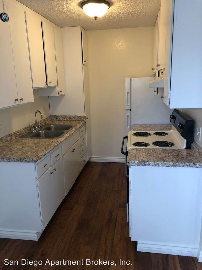 1 Bedroom 1 Bathroom Apartment for rent at 1546 Broadway in El Cajon, CA