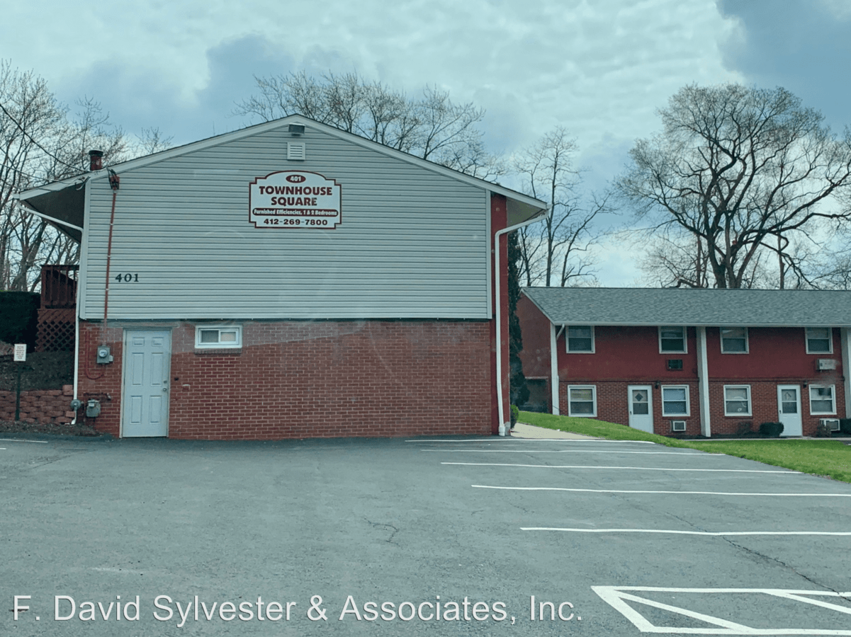 Studio 1 Bathroom Apartment for rent at 401 Moon Clinton Road in Moon Township, PA