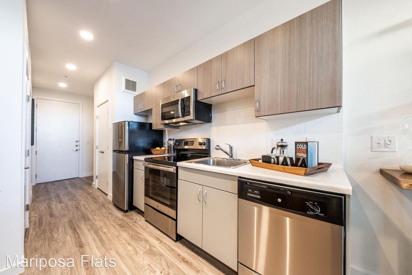 Studio 1 Bathroom Apartment for rent at Mariposa Flats in Austin, TX