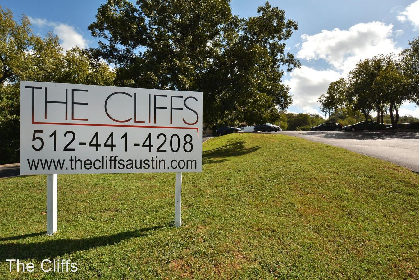 1 Bedroom 1 Bathroom Apartment for rent at The Cliffs Apartments in Austin, TX