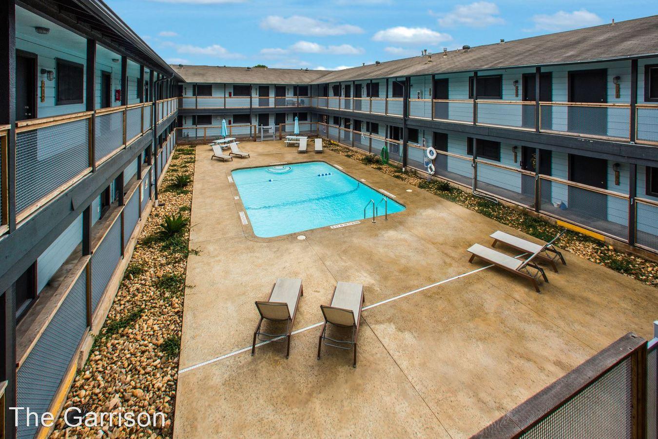 Studio 1 Bathroom Apartment for rent at The Garrison in Austin, TX