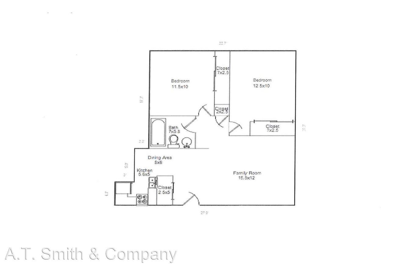 2 Bedrooms 1 Bathroom Apartment for rent at 1130 10th Street in Golden, CO
