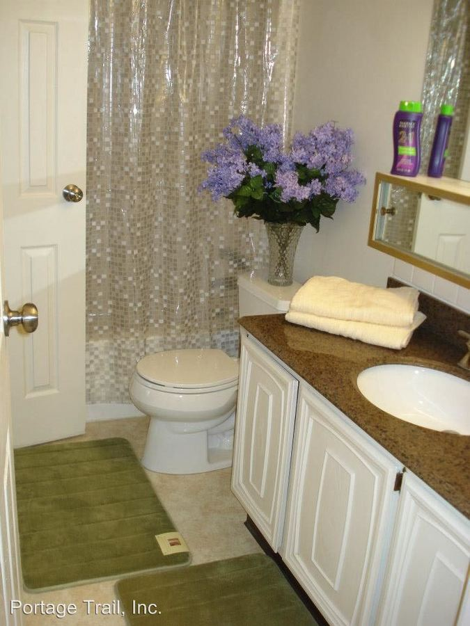1 Bedroom 1 Bathroom Apartment for rent at Portage Trail East 540 E. Portage Tr. in Cuyahoga Falls, OH