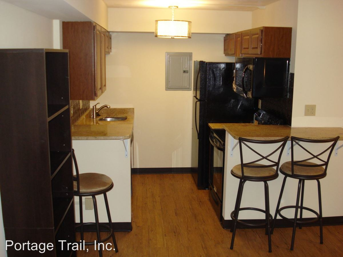 Studio 1 Bathroom Apartment for rent at Portage Trail East 540 E. Portage Tr. in Cuyahoga Falls, OH