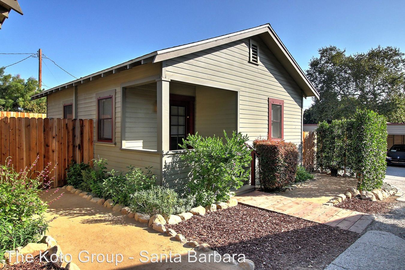 1 Bedroom 1 Bathroom Apartment for rent at 617 De La Vina Street in Santa Barbara, CA