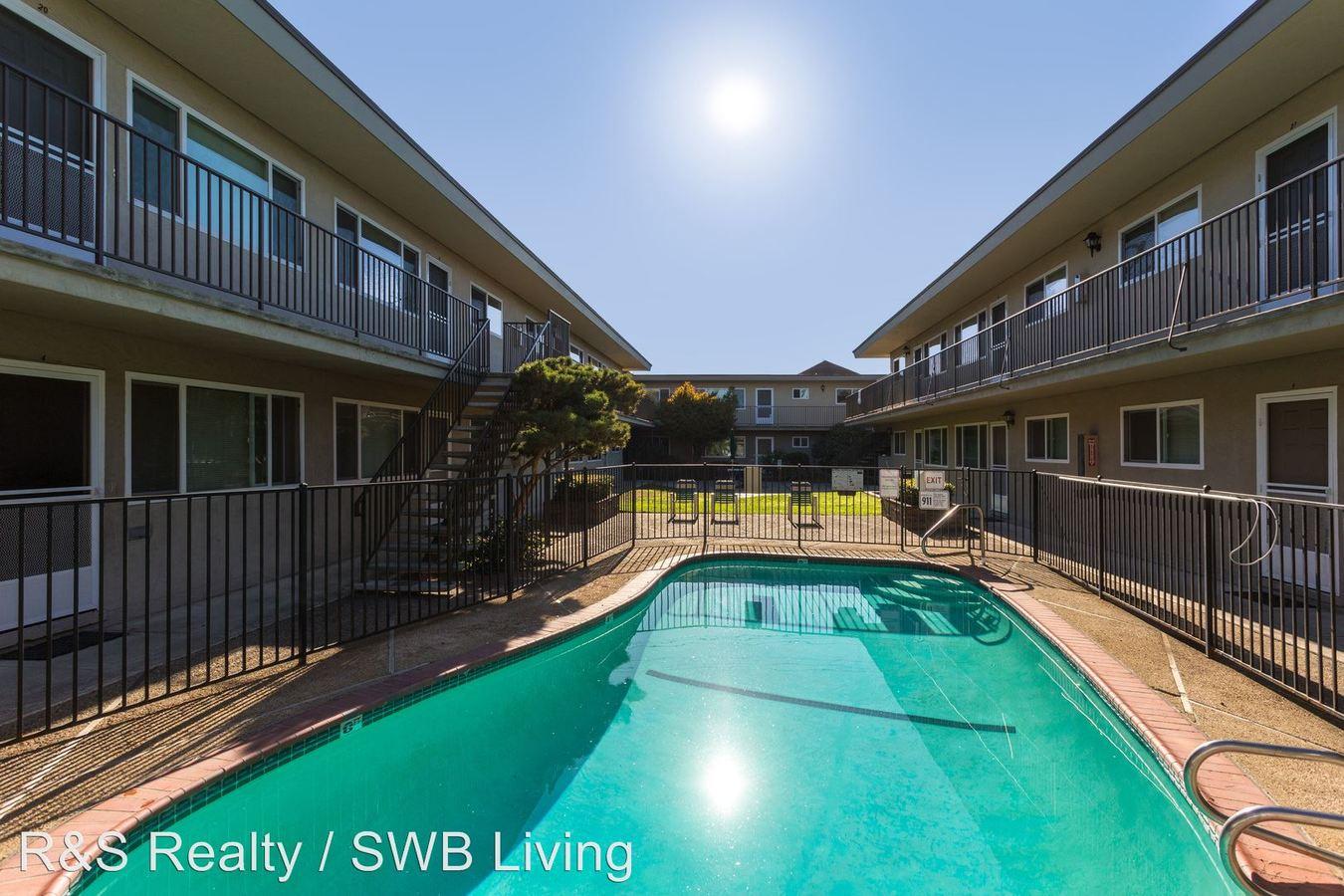 2 Bedrooms 1 Bathroom Apartment for rent at 1201 Liberty Street in El Cerrito, CA