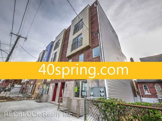 3 Bedrooms 2 Bathrooms Apartment for rent at 426b N 40th Street in Philadelphia, PA