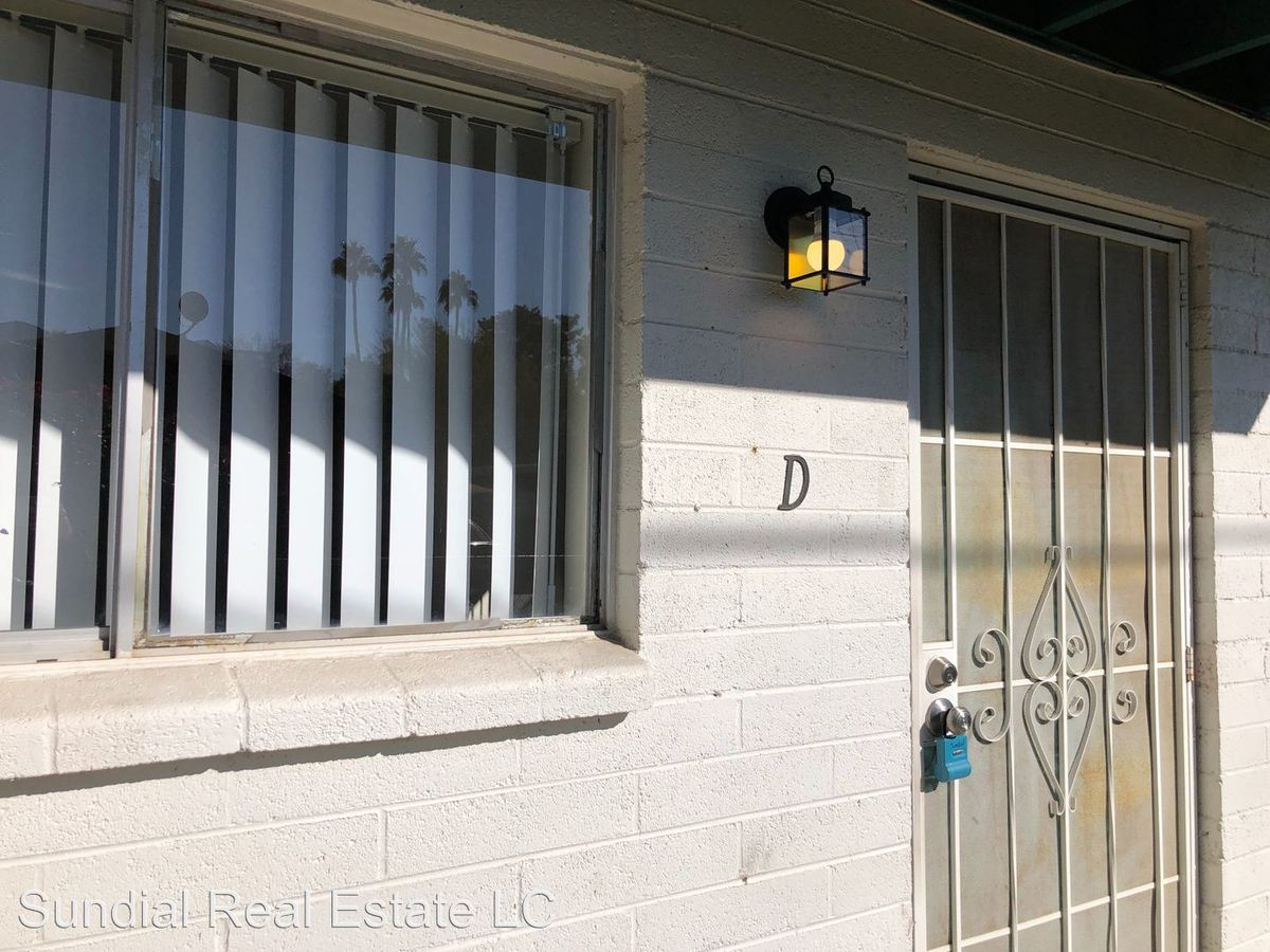 1 Bedroom 1 Bathroom Apartment for rent at 120-128 S. Carney Ave. in Tempe, AZ