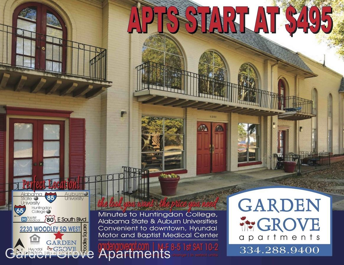 2230 woodley square west montgomery al apartment for rent - Als Garden Center 2
