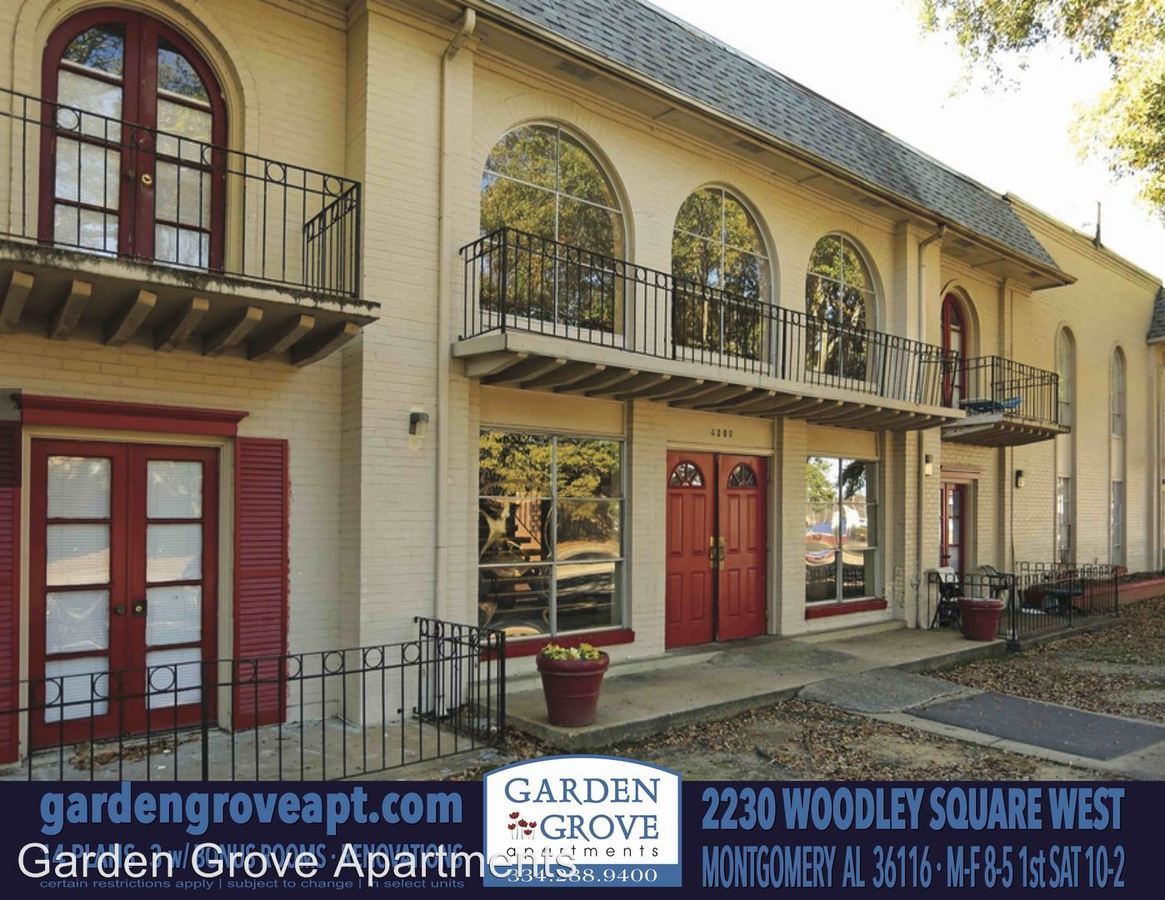 2230 Woodley Square West Montgomery, AL Apartment for Rent