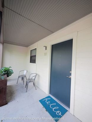1 Bedroom 1 Bathroom Apartment for rent at 924 E. 51st Street in Austin, TX