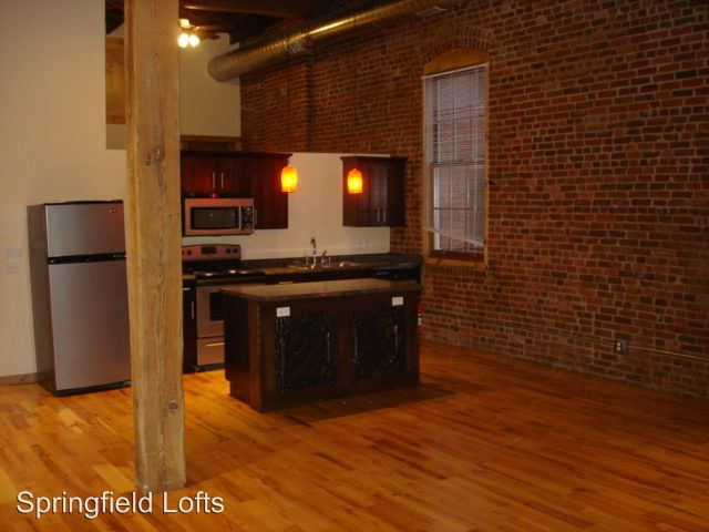1 Bedroom 1 Bathroom Apartment for rent at 601 N. National in Springfield, MO