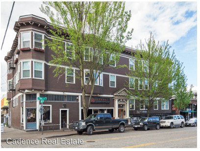 2 Bedrooms 1 Bathroom Apartment for rent at 1019 E Pike St in Seattle, WA