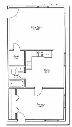 1 Bedroom 1 Bathroom Apartment for rent at 3205 / 3209 / 3213 Ridgeway Avenue in Madison, WI