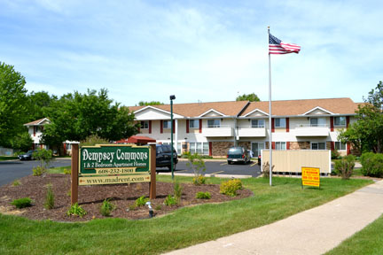 Housing Near University of Wisconsin Dempsey Commons