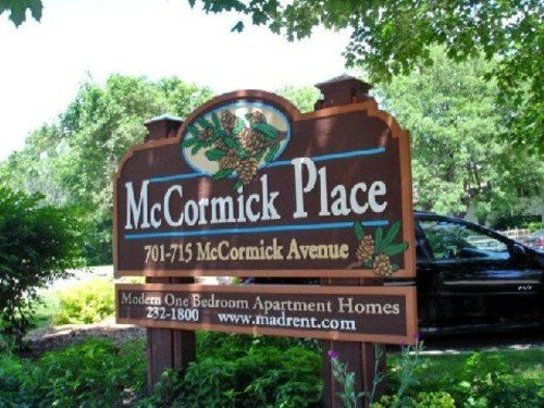 1 Bedroom 1 Bathroom Apartment for rent at McCormick Place Apartments in Madison, WI