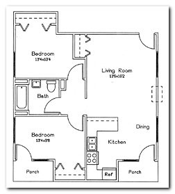 2 Bedrooms 1 Bathroom Apartment for rent at 3320 Milwaukee Street in Madison, WI